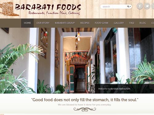 Barabati foods
