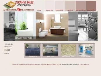 Ceramic sales